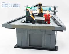 LEGO® Doctor Who: Run! (Umm, Who?) Tags: lego bricks doctor who 13 jodie whittaker dalek peter capaldi 12 tardis blue nardole bill pearl mackie matt lucas