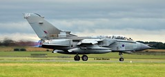 RAF Tornado (004) at RAF Marham (alanmoran91) Tags: nikon nikond7200 tamron150600mm tamron tamron150600 150600mm raf marham rafmarham tornado gr4 d7200 aircraft jet panavia