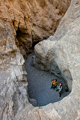 In the Canyon (Jeffrey Sullivan) Tags: death valley national park deathvalley nationalpark easternsierra california usa landscape nature canon road trip photo copyright 2011 jeff sullivan allrightsreserved november stovepipe wells 5dmk2 hiking canyon canyoneering