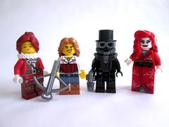 Steamverse (slight.of.brick) Tags: lego loh otherverse grey ghost figbarf steampunk minifig steamverse