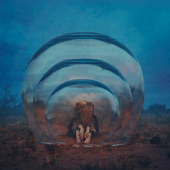 inescapable (brookeshaden) Tags: brookeshaden fineartphotography surrealphotography surrealism conceptualart darkartphotography selfportrait trapped inescapable