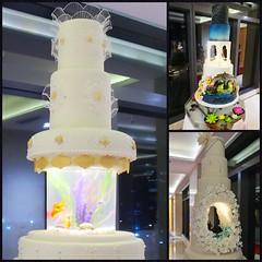 Marry Me at Marriott 2017 04 collage (The Hungry Kat) Tags: marrymeatmarriott marriott manila wedding bridalfair gown fashion designers resortsworldmanila annecurtis aldenrichards