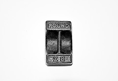 Just a 28 Pound shot ! (CJS*64) Tags: abtract weight 28 twostone 28pound blackwhite mono monochrome nikon nikond7000 d7000 craigsunter cjs64 24mm85mmlens nikkorlens nikkor number