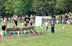 Tough Mudder and Mini Mudder - Brennan 5 !! July 2017 (BruceLorenz) Tags: tough mudder 2017 dawn brennan lorenz lorenzoni bill bethpage long island new yor ny mud water running endurance team teamwork work