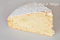 Torta margherita senza uova e senza lattosio (Le delizie di Patrizia) Tags: torta margherita senza uova e lattosio le delizie di patrizia ricette dolci torte