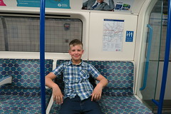 (andrew gallix) Tags: william yeartwelve tube london