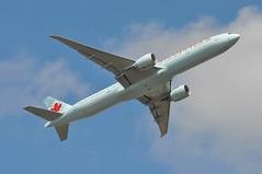 AC0855 LHR-YVR (A380spotter) Tags: takeoff departure climb climbout belly boeing 777 300er cfivw ship743 aircanada aca ac ac0855 lhryvr runway09r 09r london heathrow egll lhr
