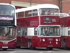 [ESF801C] - Edinburgh (24/09/16) (David's NWTransport) Tags: esf801c alexander leylandatlantean leyland atlantean