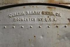 General Railway Signal (Laurence's Pictures) Tags: north dakota railroad museum train railway transportation freight bismarck burlington northern pacific soo line historic car