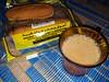 شاي كرك مع روتي / صمون  #tea  #شاي (aym9hes) Tags: tea شاي