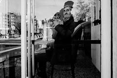 Untitled (Cava AL) Tags: 2017 alessandria bw bn humans riccardocavallaro ricohgrii street streetphotography bianco biancoenero black nero white