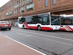 MC 303 Cork 21/07/17 (Csalem's Lot) Tags: cork bus buseireann mercedes citaro mc mc303 203 merchantsquay