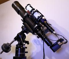 My Current Imaging Setup (DeepSkyDave) Tags: moravian g28300 astrophoto setup ccd camera cooled kaf 8300 kodak