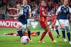 17270380 (roel.ubels) Tags: voetbal vrouwenvoetbal soccer deventer sport topsport 2017 spanje spain espagne schotland scotland ek europese kampioenschappen european worldchampionships