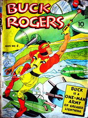 Buck Rogers Issue number 4 Famous Funnies 904111 (Brechtbug) Tags: buck rogers issue number 4 news paper strip logos science fiction space rocket ship robot comic famous funnies 1941 1942 robots mech mecha mechamen mechanical men androids machine android alura buddy deering four jetpack jet pack flight flying anti gravity floating laser lazer gun shooting rockets comicbook 40s