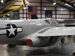 """Bell P-59A Airacomet 11 • <a style=""""font-size:0.8em;"""" href=""""http://www.flickr.com/photos/81723459@N04/35415299713/"""" target=""""_blank"""">View on Flickr</a>"""