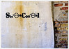 One Is The Loneliest Number (swanksalot) Tags: streetart graffiti wall brick westloop chicago tweeted pythagoreantheorem sine cosine theta sin cos squared 1