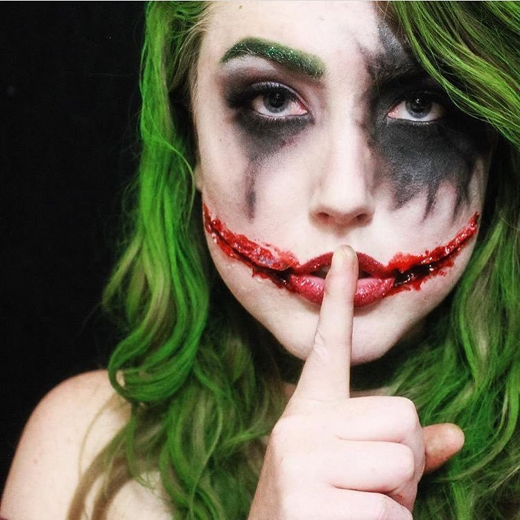 The World's most recently posted photos of joker and makeup ...