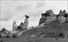 Кападокия 2017 (Yuriy Sanin) Tags: cappadocia turkey lf bw 4x5 yuriy sanin mountains юрий санин горы турция кападокия чб большой формат