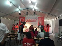 IMG-20170703-WA0011 (mevlutdudu) Tags: adalet yürüyüşü 19 gün pm toplantısı chp hatay milletvekili kemal kılıçdaroğlu