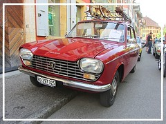 Peugeot 204, 1965 (v8dub) Tags: peugeot 204 1965 schweiz suisse switzerland french pkw voiture car wagen worldcars auto automobile automotive old oldtimer oldcar klassik classic collector