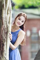 Smile (SU QING YUAN) Tags: a99 sony 135za sonnart18135 model girl female portrait beauty beautiful pretty sexy taiwan smile