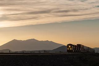 BNSF 4946 Canyon Diablo, AZ
