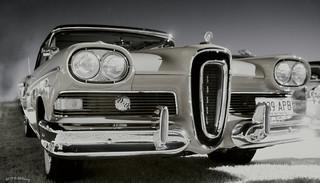 Adelaide Antique Car Show