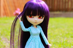 Smiley (Osana Rose) Tags: pullip grell doll anime groove black butler kuroshitsuji