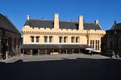The Great Hall (XVe), château royal, Stirling, Stirling and Falkirk, Ecosse, Royaume-Uni. (byb64) Tags: stirling stirlingshire stirlingandfalkirk ecosse schottland scotland scozia escocia grandebretagne greatbritain grossbritanien granbretana ue uk unitedkingdom royaumeuni reinounido eu europe europa vereinigteskönigreich château châteaufort castle castillo castello burg schloss greathall
