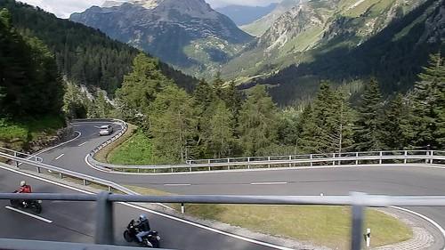 Maloja Pass Engadin - Bergell