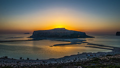 Balos sunset (forceberg) Tags: crete creta holiday island rock stone lagoon balos sea green blue sun sunny greece greek yellow dry ultra wide angle outdoor ionian cretan mediterranean sand sandy beach nikon dslr d600 fx sigma 1224 light mountain seaside coast boat ship bay ridge forceberg szabogyul4 2017 ocean water landscape elafonisi