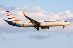 OK-TSQ - SmartWings - Boeing 737-8KN(WL) (5B-DUS) Tags: oktsq smartwings boeing 7378knwl 737800 b738 pmi lepa palma de mallorca airport airplane aircraft aviation flughafen flugzeug planespotting plane spotting