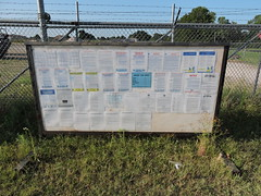 Bulletin Board (Andrew Penney Photography) Tags: random construction projects work