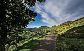 Path to Mt Famine..