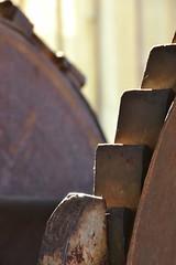 Heavy gears (Don's View) Tags: riggingslinger rigging timber buckleywa logging slackline walogging oldgrowth