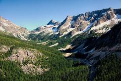 North Cascade Highway Curve (Mr.LeeCP) Tags: northcascades washington mountains highway20