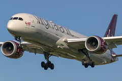 Virgin Atlantic / B789 / G-VYUM / EGLL 27L (_Wouter Cooremans) Tags: egll lhr london londonheatrow spotting spotter avgeek aviation airplanespotting virgin atlantic b789 gvyum 27l virginatlantic