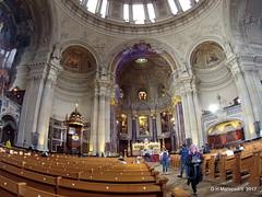 Berliner Dom  Berlijn (ditmaliepaard) Tags: berlinerdom berlijn kerk church aees71t groothoeklens