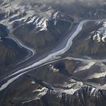 Alaska Glaciers - from the plane thumbnail