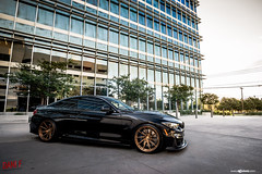 bmw-f82-m4-m621-brushed-antique-bronze-wheels-1 (AvantGardeWheels) Tags: bmw f82 m4 brushed antique bronze 20inch m621 bimmer m5 m6 m2 m3 lowered fitment stance luxury directional agwheels avantgarde wheels agfunction agform gallery