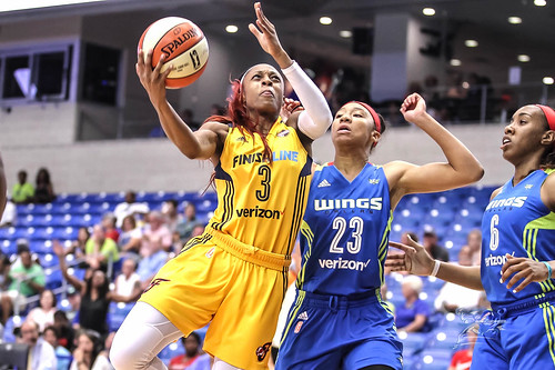 """Indiana Fever vs Dallas Wings • <a style=""""font-size:0.8em;"""" href=""""http://www.flickr.com/photos/10266314@N06/35790454920/"""" target=""""_blank"""">View on Flickr</a>"""