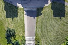 Holy Shadow (Aerial Photography) Tags: by mn sch 08072013 5d351378 fotoklausleidorfwwwleidorfde landkreisunterallgäu luftaufnahme luftbild ottobeuren schatten stimmung vgottobeuren aerial mood outdoor shadow bayernbavaria deutschlandgermany deu