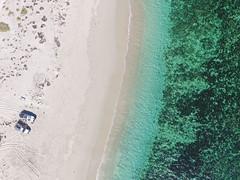 DJI_0026 (junglistwarior) Tags: drone ariel steep point coral bay