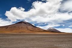 Altiplano (Rolandito.) Tags: south america amerika südamerika amérique du sud bolivia bolivie bolivien altiplano volcano volcanoes