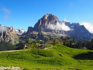 Dolomites de Cortina, Italie