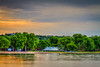 Morning mood (Anh Nguyen - Photography) Tags: sunrise water river lake landscape morning camping tree camp summer nature sky lighting reflection outdoor colors clouds