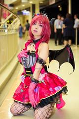 @azusa1248 (@coganerd) Tags: 2017 cosplay humbertocoga nagoya nikon nikon2470mmf28 nikond750 japan コスモール love live lovelive
