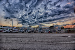 Dramatic (kendoman26) Tags: hdr nikhdrefexpro2 slidersunday clouds sky nikon nikond7100 tokinaatx1228prodx tokina tokina1228 hss