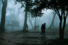 Nandi hills (1/4th) Tags: nandihills nikon d750 silhouette mist sigma 35mm nandibetta bangalore scenery prime sigma35mmf14dghsmart fog bengaluru layers sigma35mm sigmaartlens streetphotography nikond750 karnataka india